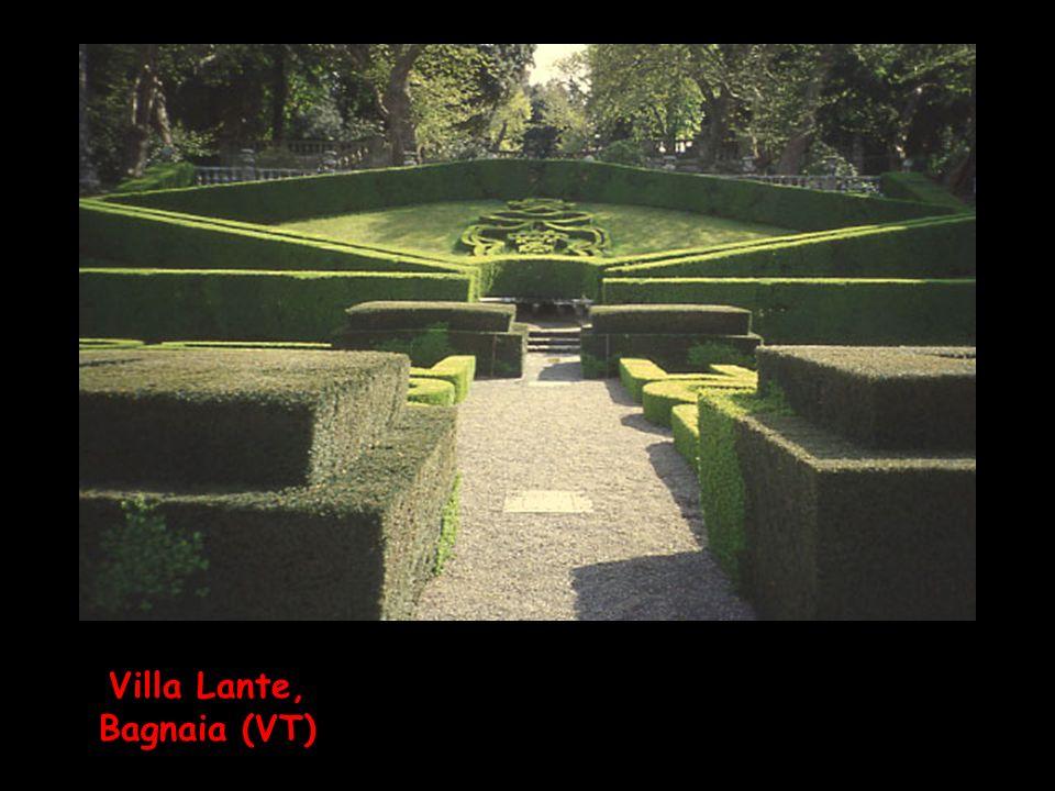 Villa Lante, Bagnaia (VT)