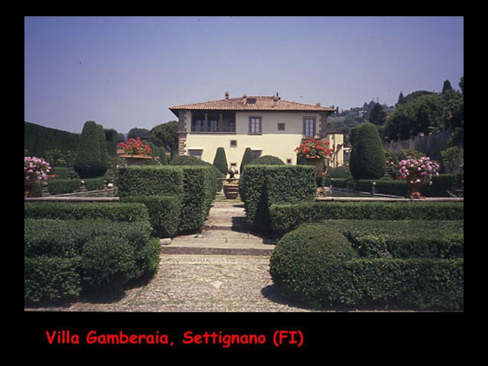 Villa Gamberaia, Settignano (FI)