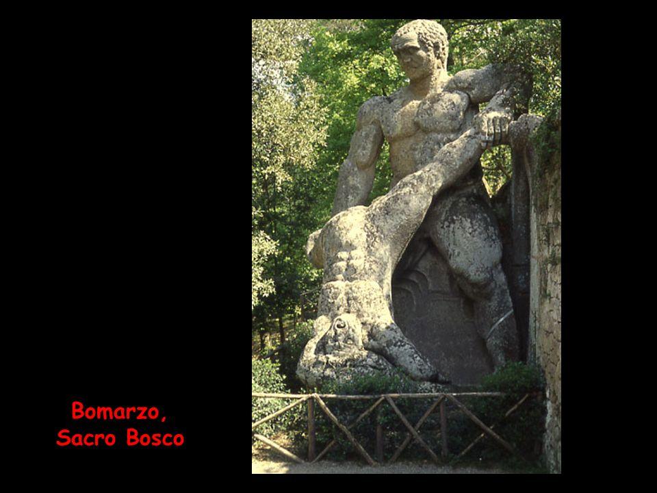 Bomarzo, Sacro Bosco