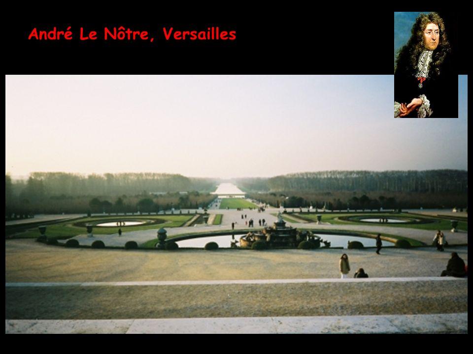 André Le Nôtre, Versailles