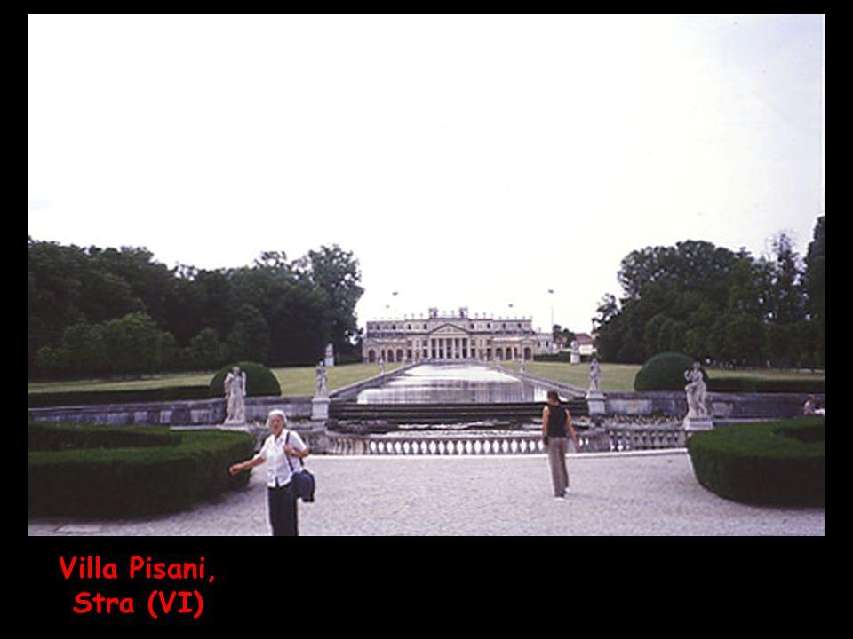 Villa Pisani, Stra (VI)