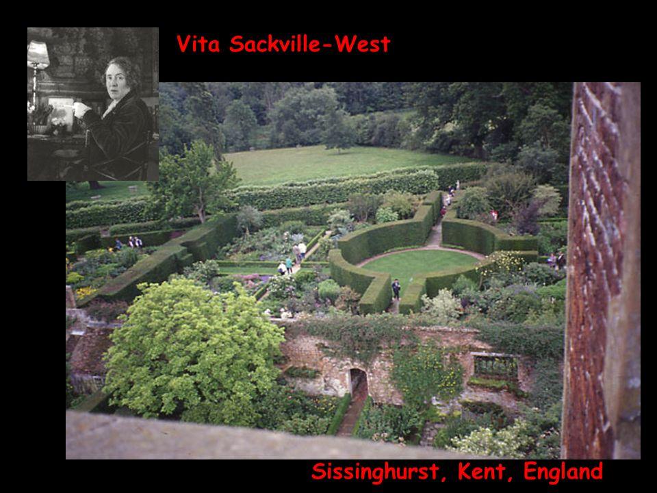 Sissinghurst, Kent, England Vita Sackville-West