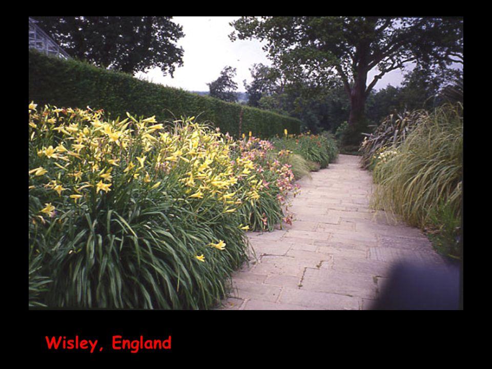 Wisley, England
