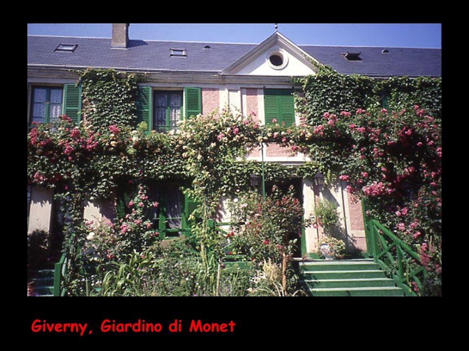 Giverny, Giardino di Monet