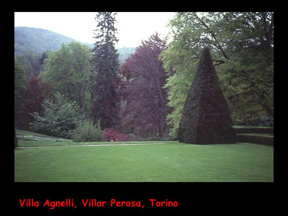 Villa Agnelli, Villar Perosa, Torino