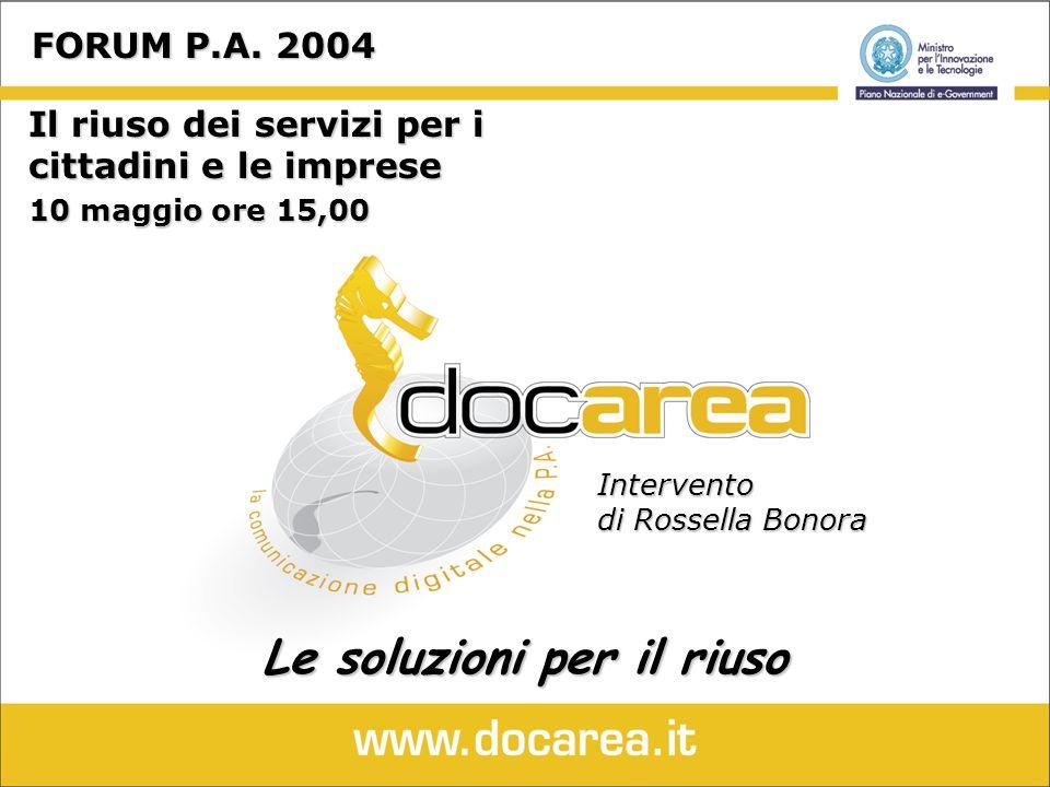 FORUM P.A. 2004 FORUM P.A.