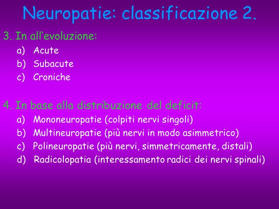 Paralisi faciale periferica Classificazione.forma idiopatica (a frigore).