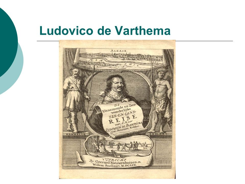 Ludovico de Varthema