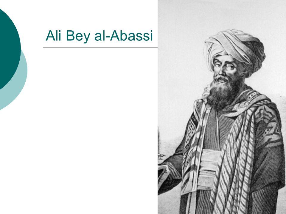 Ali Bey al-Abassi