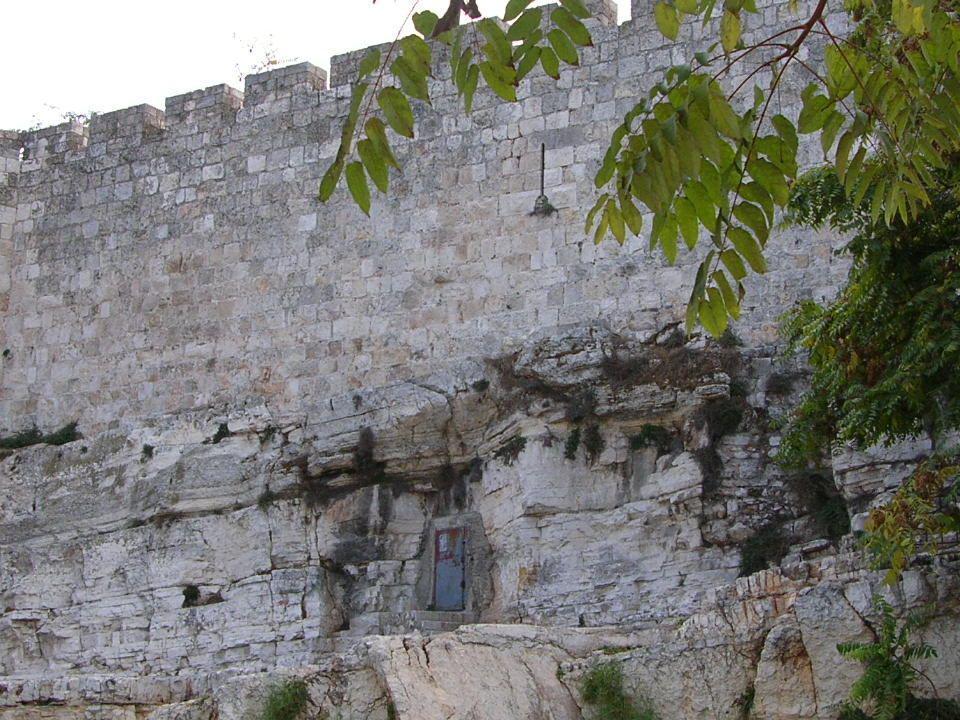 Le mura 3