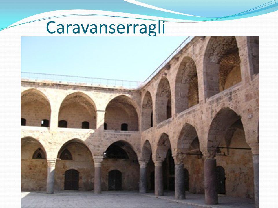 Caravanserragli