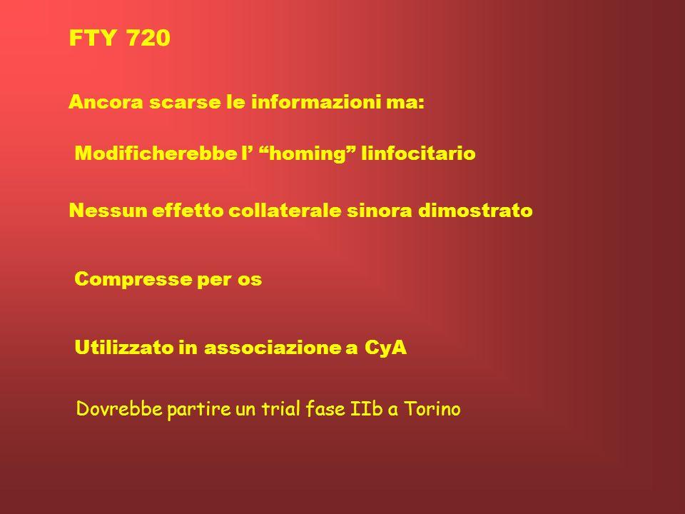 FTY 720 The Future? FTY 720 The Future?