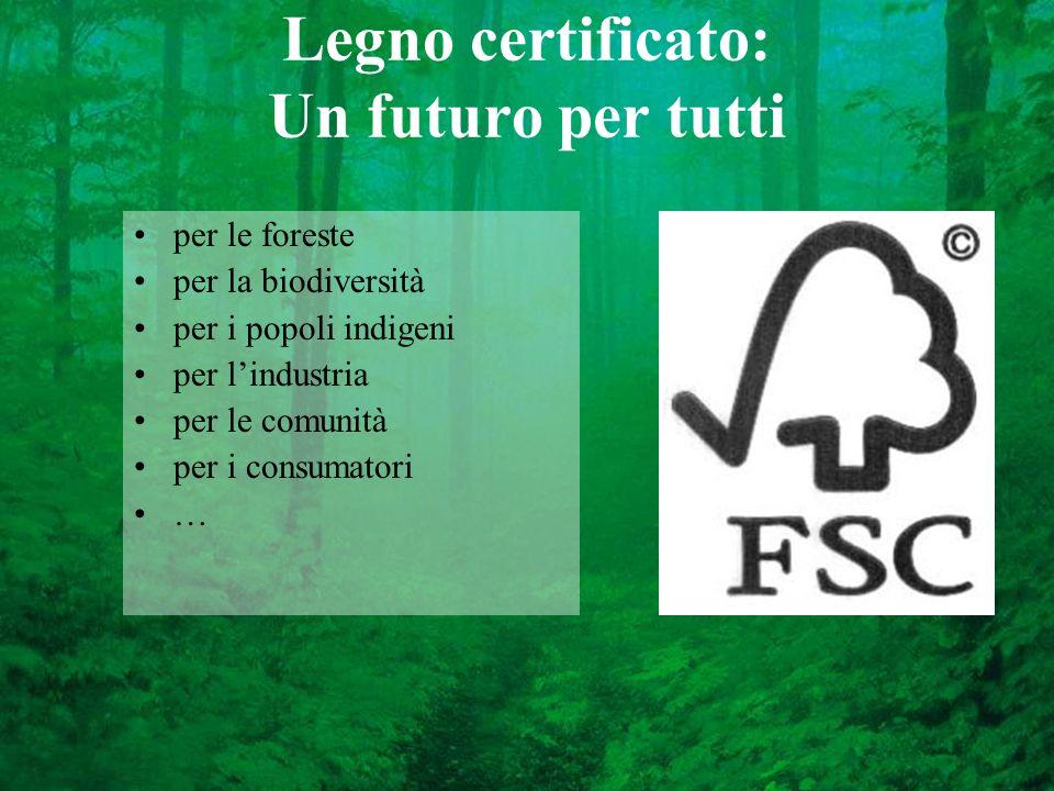 IL RICICLO 1.800.000 mobili l'anno, con un risparmio di 3 milioni di alberi
