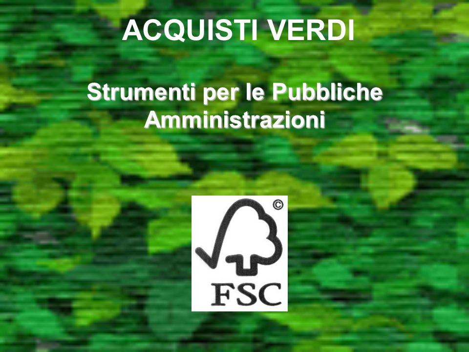 Legno certificato: Un futuro per tutti per le foreste per la biodiversità per i popoli indigeni per lindustria per le comunità per i consumatori …