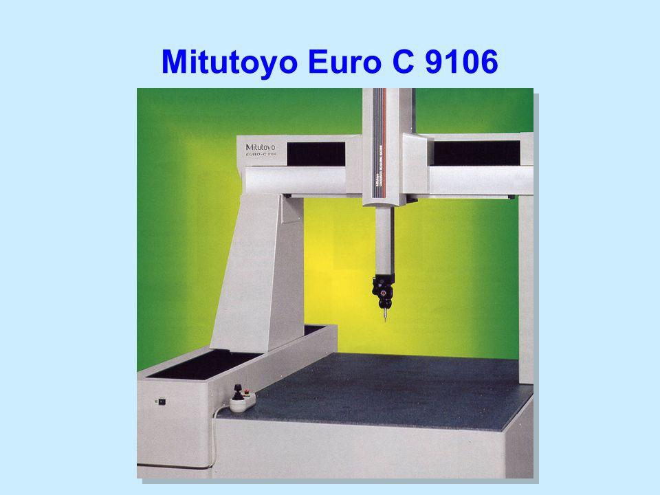 Mitutoyo Euro C 9106