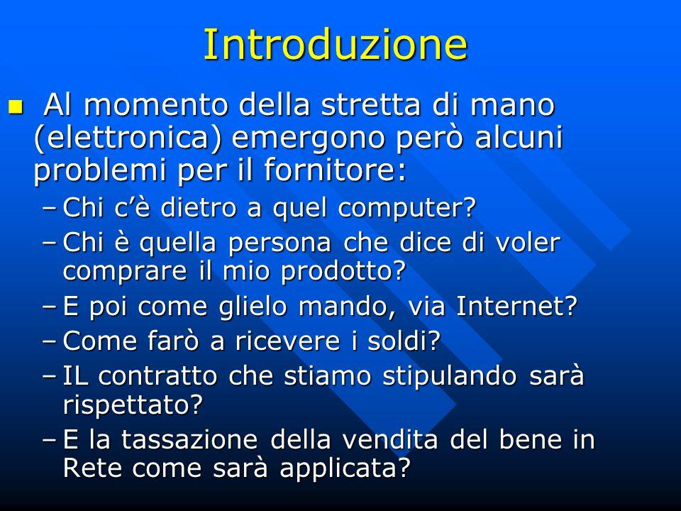 Business-to-Business Grazie a questi vantaggi, quello B2B è il mercato con i più alti tassi di crescita nell ambito della new economy Grazie a questi vantaggi, quello B2B è il mercato con i più alti tassi di crescita nell ambito della new economy Nel corso del 2003 circa il 90% del mercato dell e-Commerce in Italia è stato quello del tipo B2B Nel corso del 2003 circa il 90% del mercato dell e-Commerce in Italia è stato quello del tipo B2B
