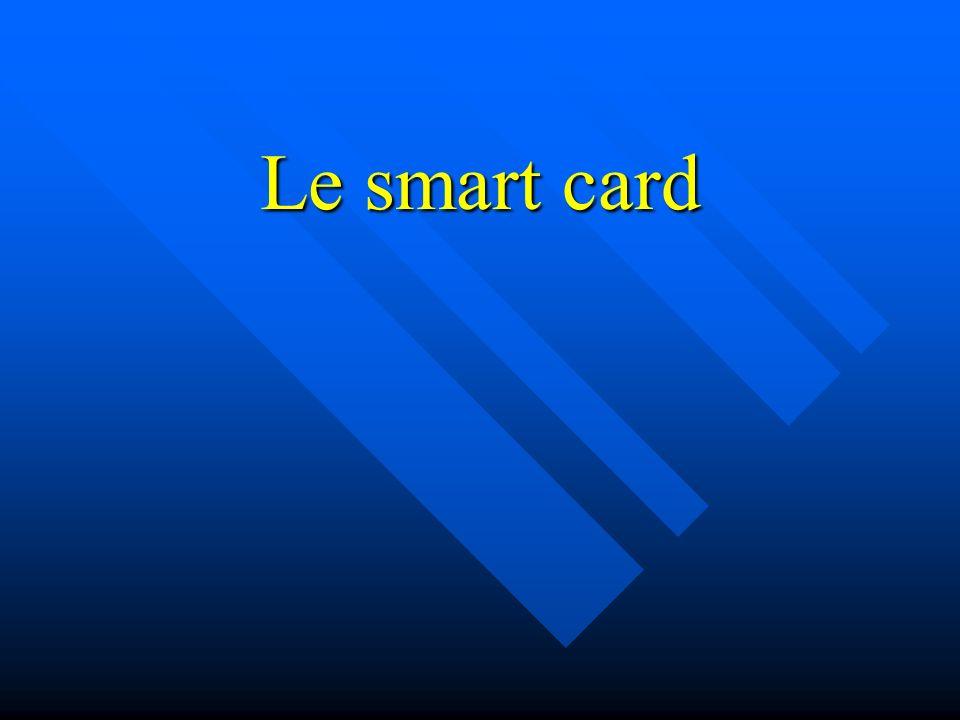Le smart card