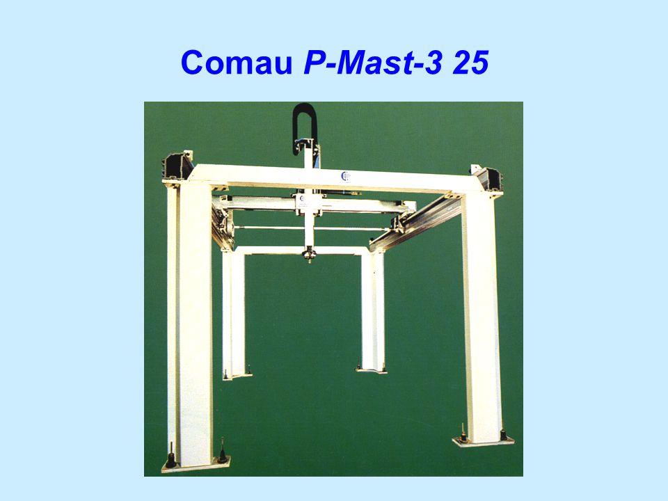 Comau P-Mast-3 25