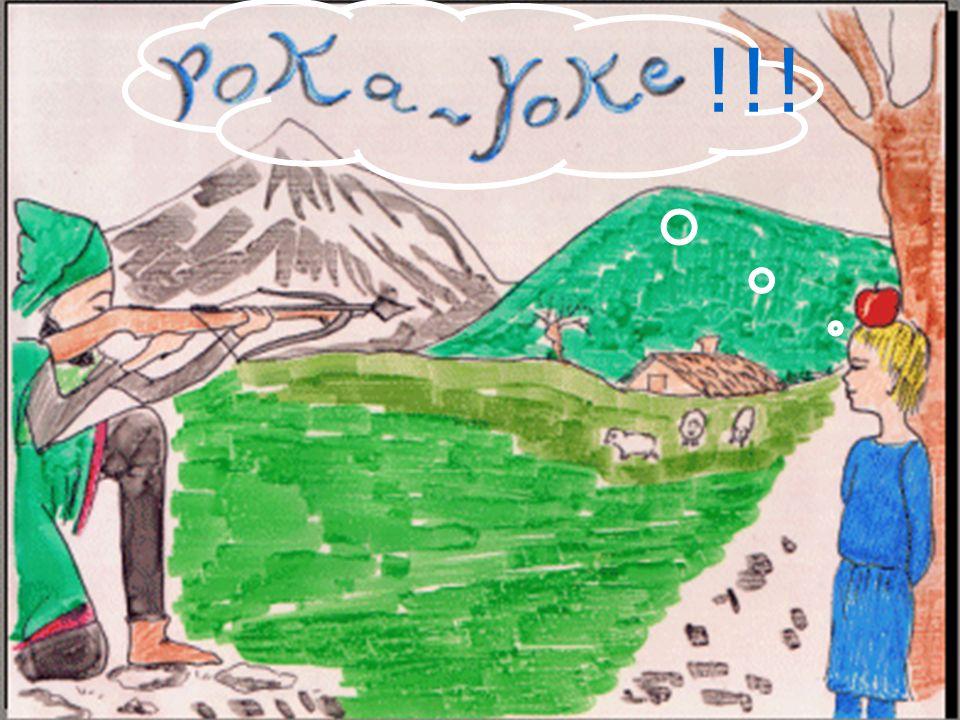 Poka-Yoke Sono tecniche per raggiungere lo zero difetti ed eliminare le ispezioni di controllo qualità Sono tecniche per raggiungere lo zero difetti ed eliminare le ispezioni di controllo qualità Poka significa errore involontario, Yoke deriva dal verbo Yokeru e significa evitare Poka significa errore involontario, Yoke deriva dal verbo Yokeru e significa evitare Il progetto deve essere Mistake Proofing ovvero: Il progetto deve essere Mistake Proofing ovvero: A prova di erroreA prova di errore A prova di guastoA prova di guasto A prova ….