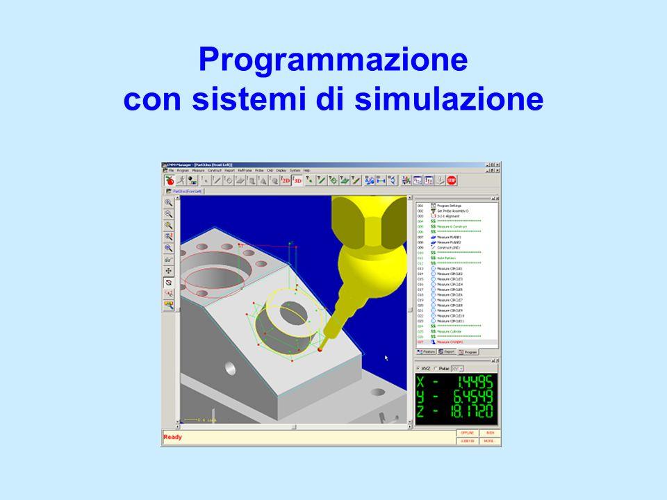Programmazione con sistemi di simulazione
