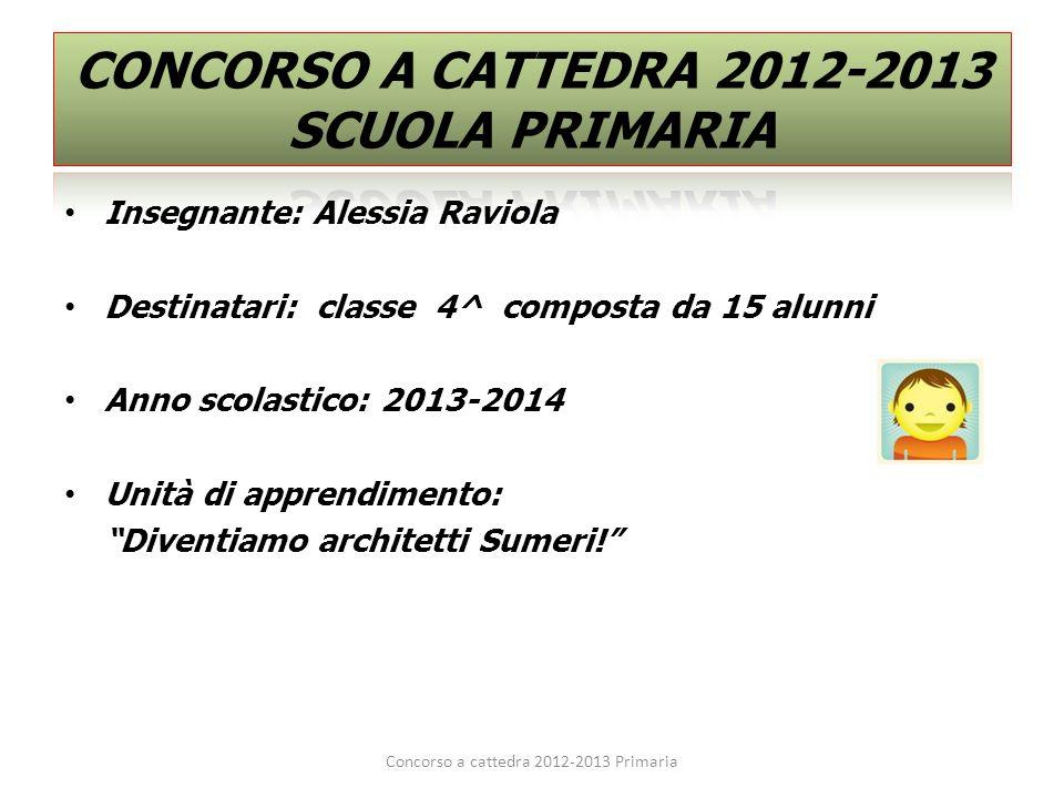 Insegnante: Alessia Raviola Destinatari: classe 4^ composta da 15 alunni Anno scolastico: 2013-2014 Unità di apprendimento: Diventiamo architetti Sume