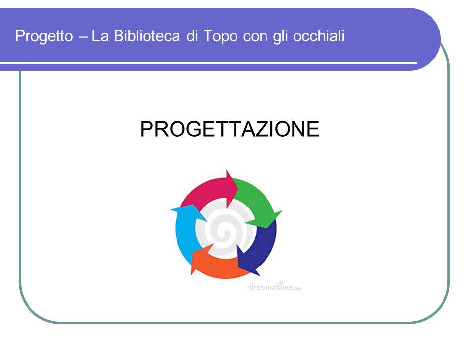 Progetto – La Biblioteca di Topo con gli occhiali GRAZIE PER LATTENZIONE!