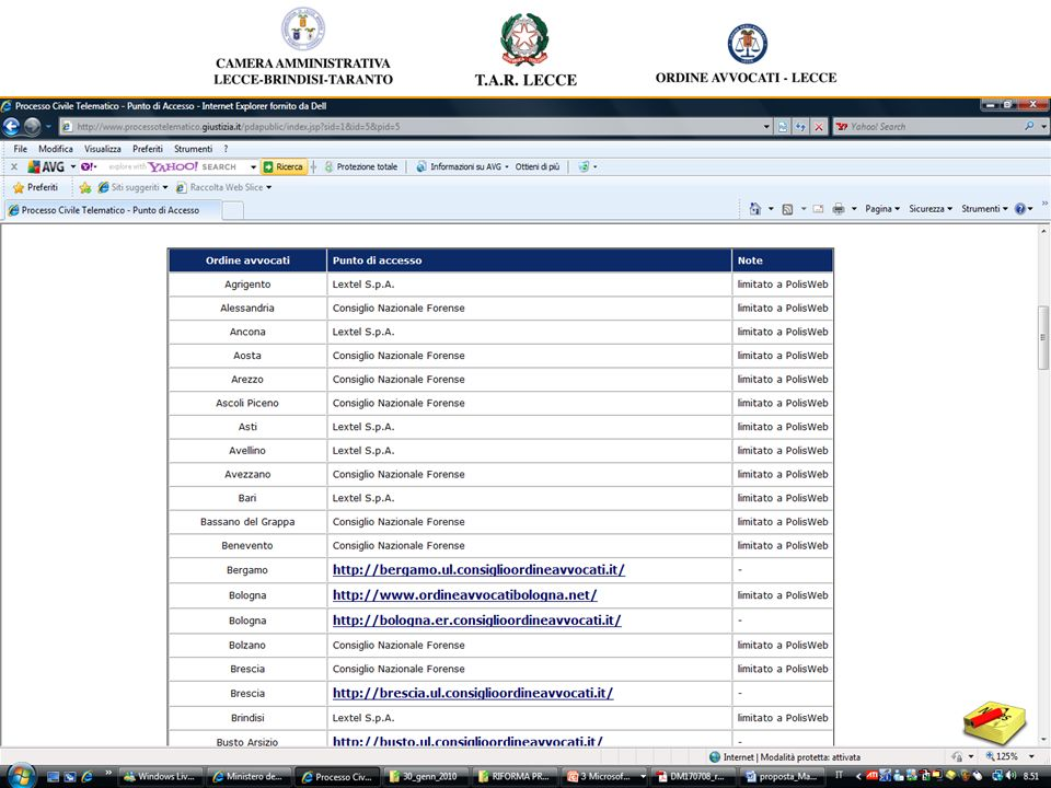 Software gestionali a codice aperto: eLawOffice (www.elawoffice.it)