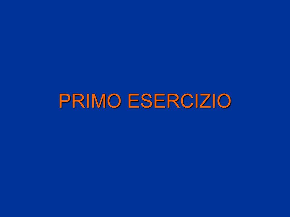 PRESTO … PENSA AD UN ORTAGGIO Poi vai avanti.