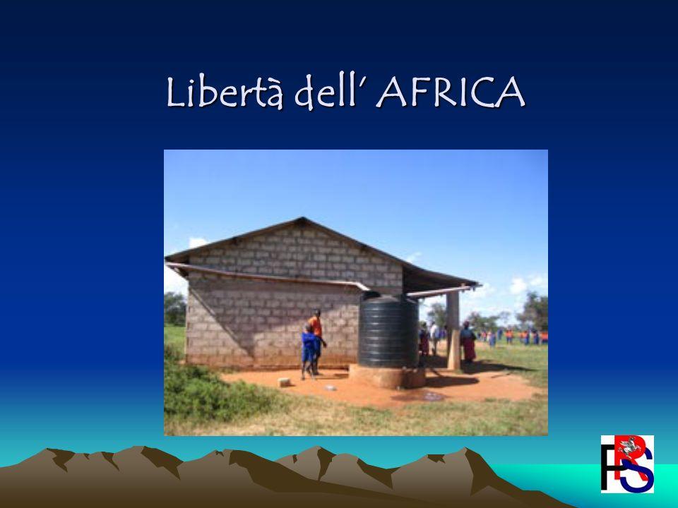 Libertà dell AFRICA