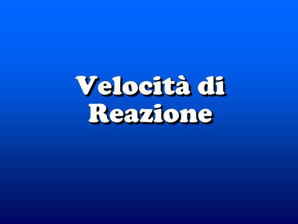 © Dario Bressanini16 Reazioni Elementari Perchè la legge cinetica non è deducibile dalla stechiometria della reazione.