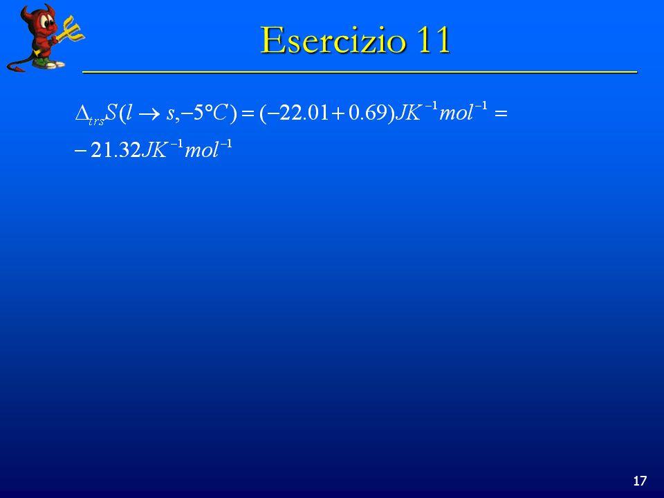 17 Esercizio 11