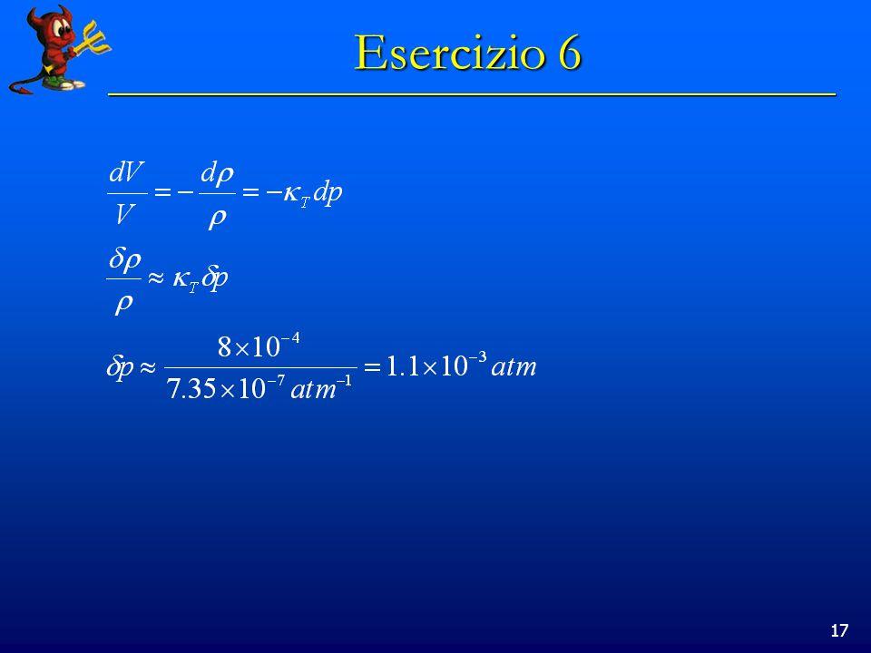 17 Esercizio 6