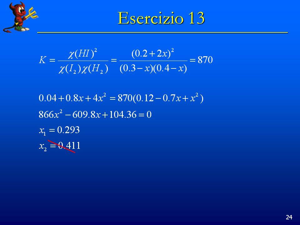 24 Esercizio 13