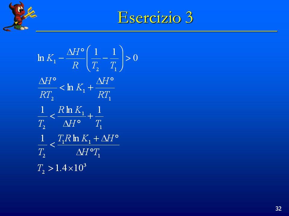 32 Esercizio 3