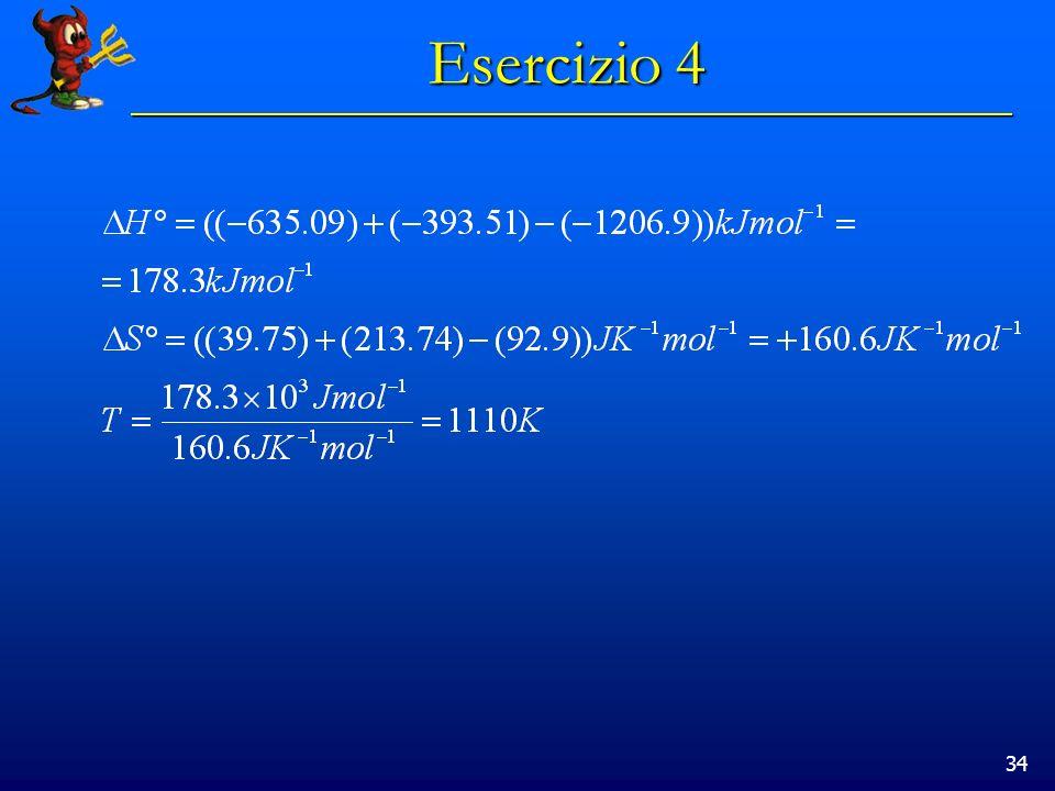 34 Esercizio 4