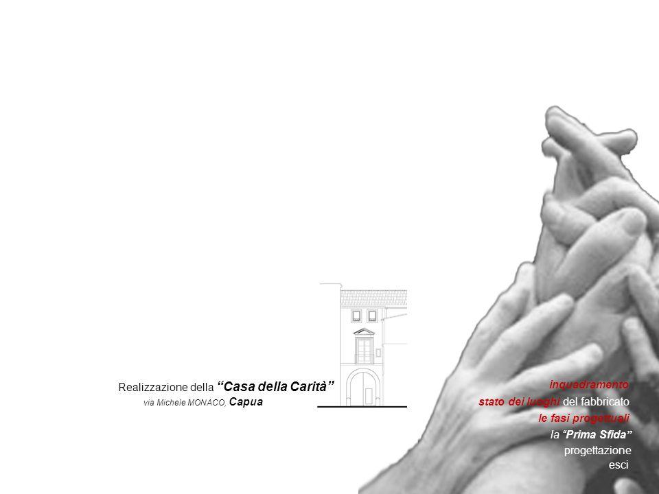 pianta piano secondo – progetto esci visualizza STATO DI FATTO pagina inizialepiano inferiore Scala Camere