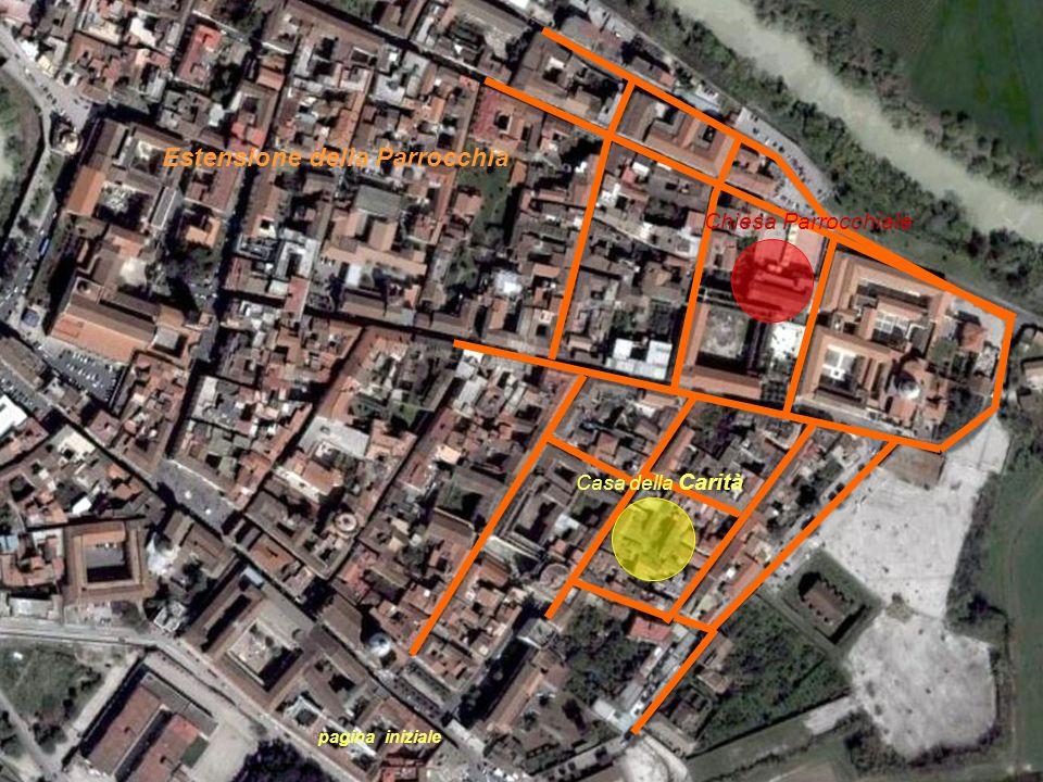 Casa della Carità via Principi Normanni via Gran Priorato di Malta via Michele Monaco via Gran Maestrato di San Lazzaro pagina iniziale