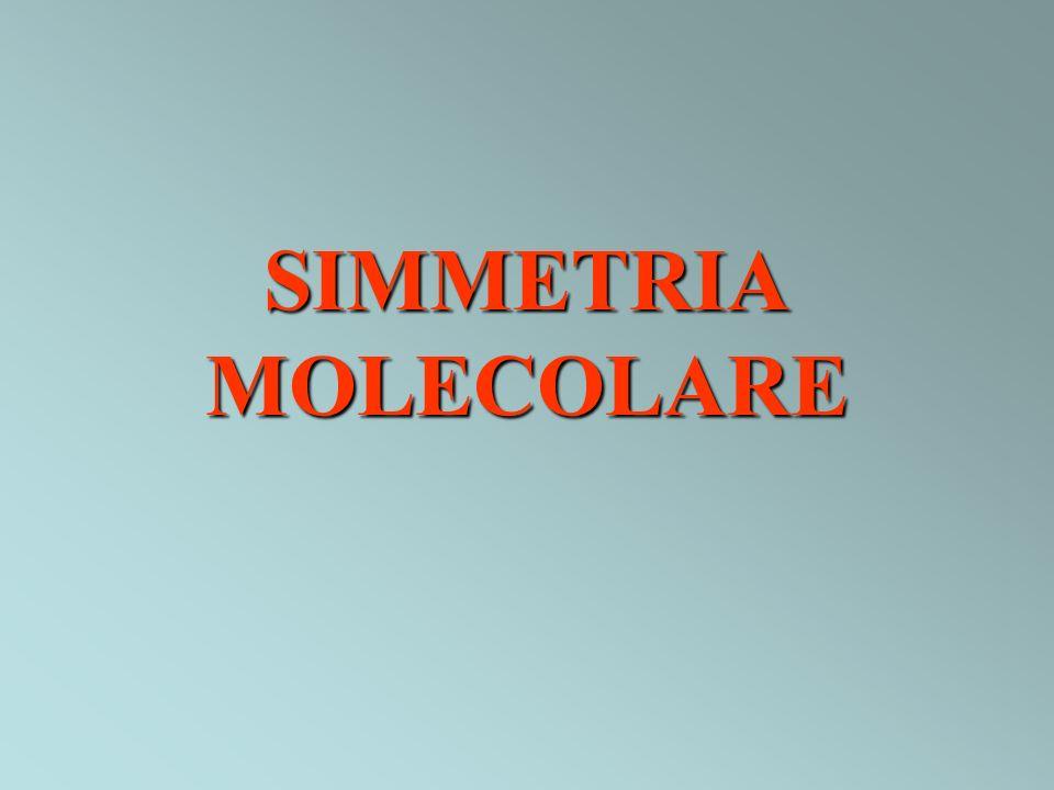 SIMMETRIA MOLECOLARE