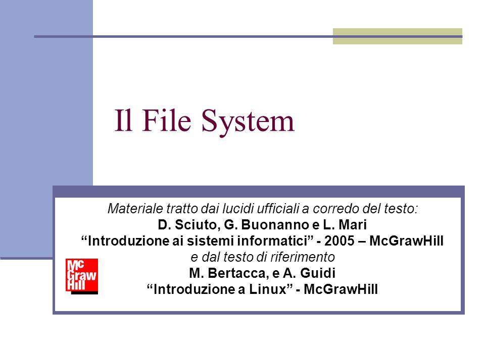 File di testo Per file di testo si intende un file che contiene semplicemente caratteri ASCII (American Standard Code for Information Interchange, ovvero Codice Standard Americano per lo Scambio di Informazioni).