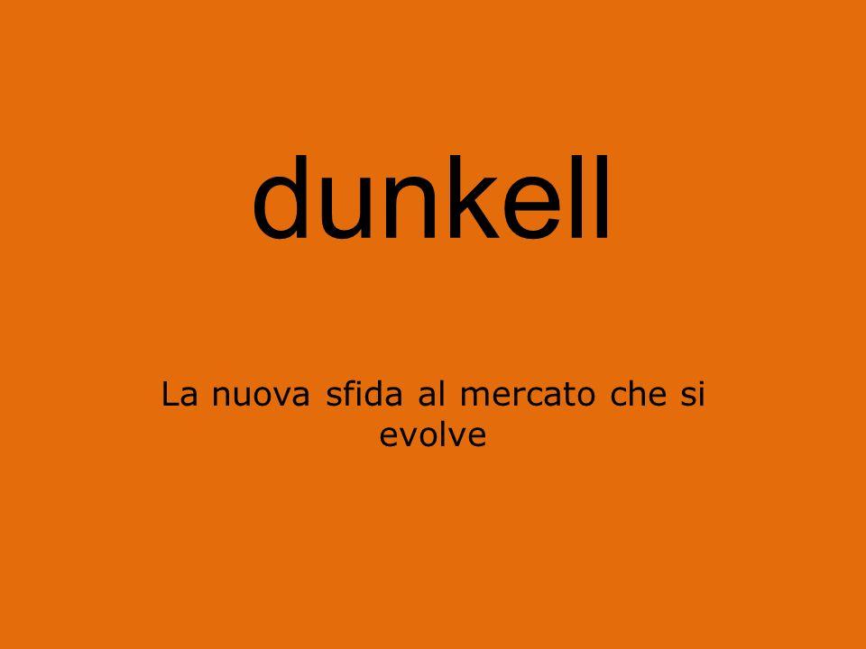 dunkell La nuova sfida al mercato che si evolve