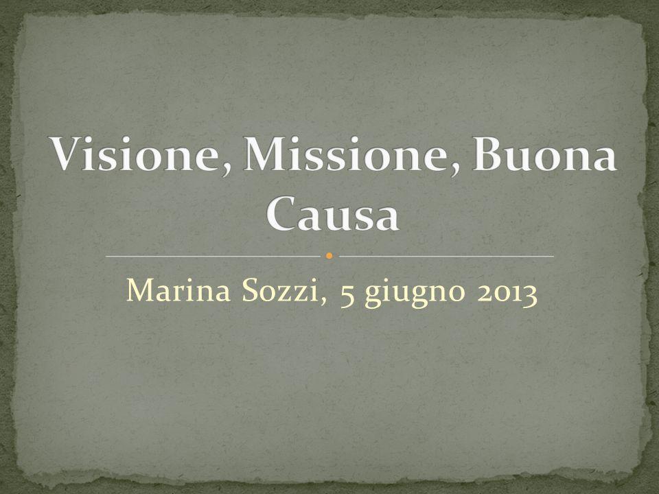 Marina Sozzi, 5 giugno 2013