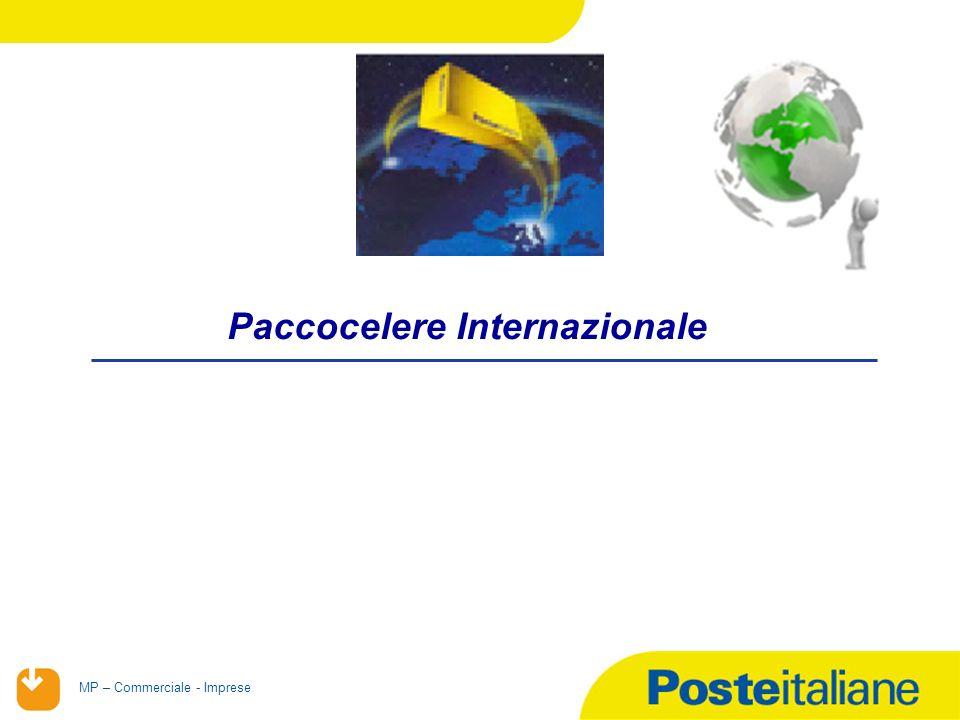 02/02/2014 MP – Commerciale - Imprese Paccocelere Internazionale