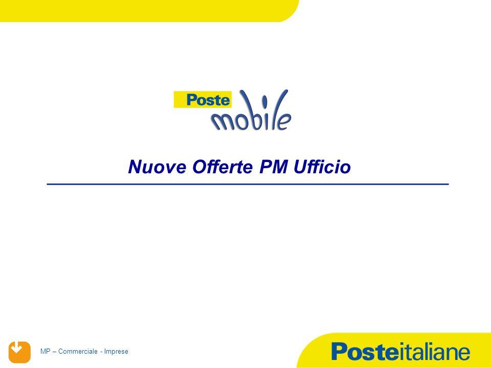 02/02/2014 MP – Commerciale - Imprese Nuove Offerte PM Ufficio