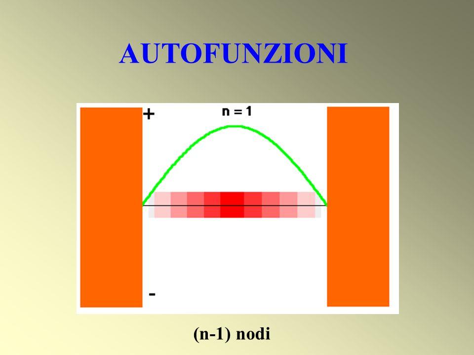 AUTOFUNZIONI (n-1) nodi