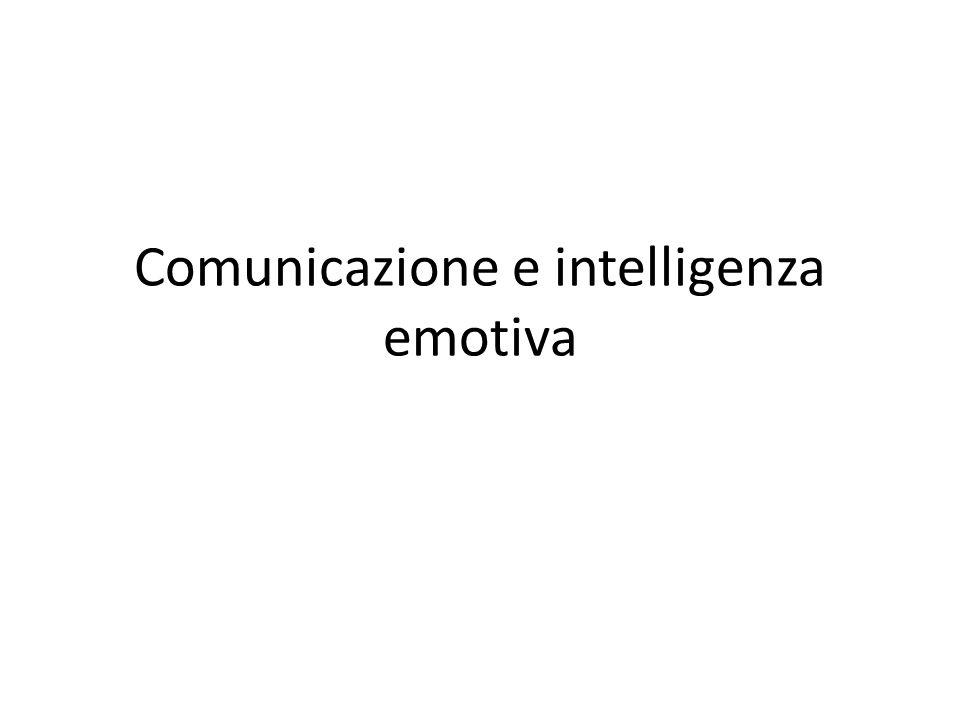 La comunicazione interpersonale Non sempre è facile individuare i nostri blocchi interiori, sia perché siamo poco educati a prestare attenzione ai nostri vissuti interiori, sia perché non è facile diventare consapevoli di alcune parti di noi.