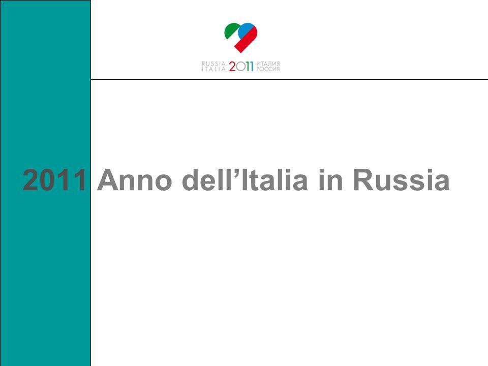 2011 Anno dellItalia in Russia
