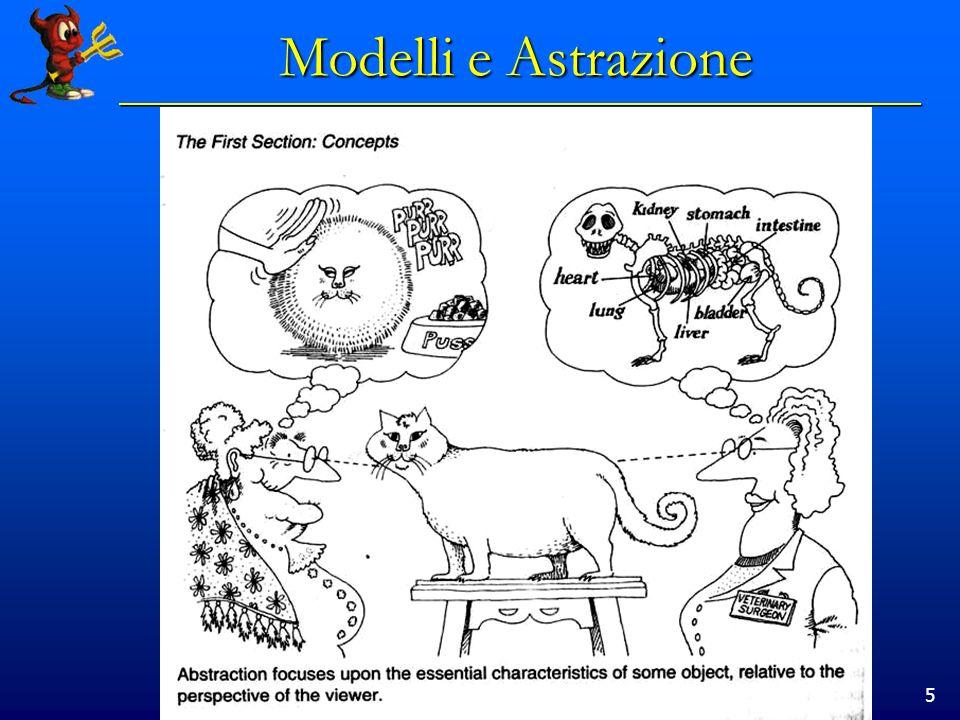 5 Modelli e Astrazione
