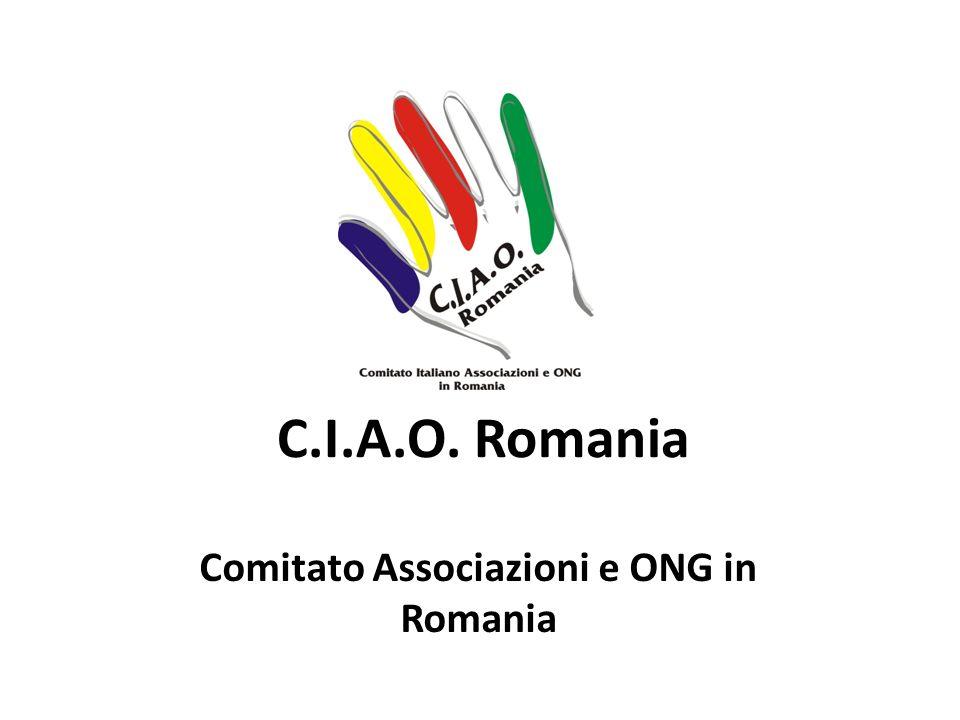 C.I.A.O. Romania Comitato Associazioni e ONG in Romania