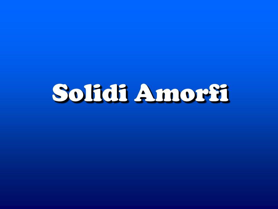 Solidi Amorfi