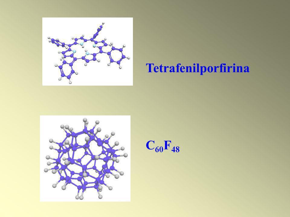 Tetrafenilporfirina C 60 F 48